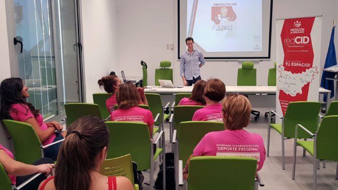 El programa CID Emprende continúa con diversas actuaciones formativas en Fregenal de la Sierra