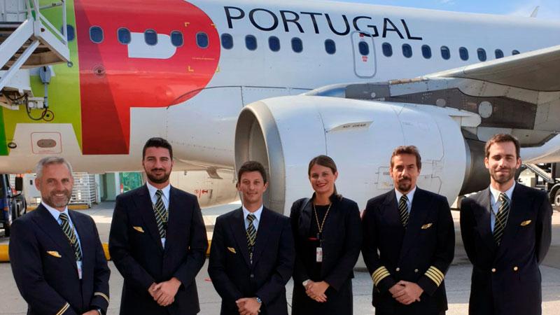 La aerolínea portuguesa TAP inaugura una nueva ruta entre Oporto y Múnich