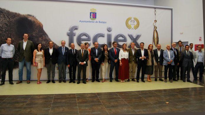Comienza una nueva edición de Feciex, que se celebra en Badajoz hasta el próximo domingo