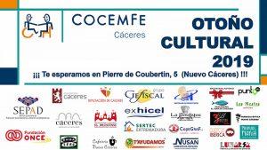 VII Festival 'Otoño cultural' de Cocemfe Cáceres