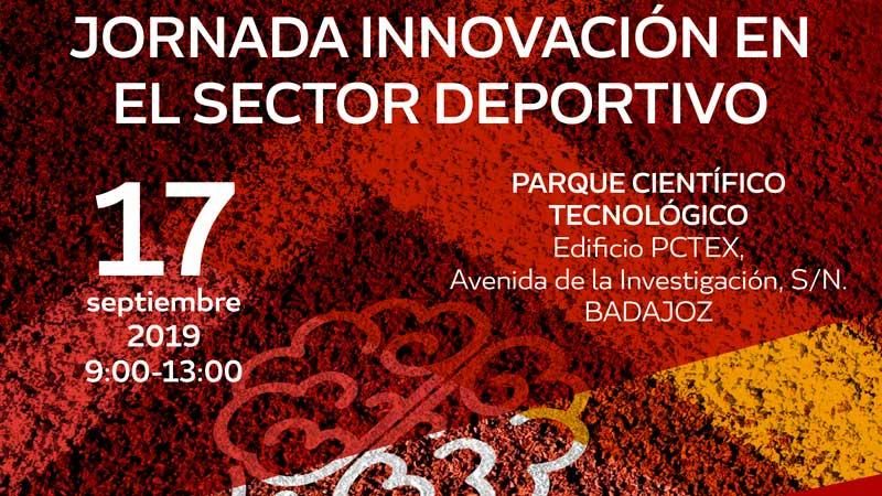 El Parque Científico y Tecnológico de Badajoz acoge el martes una jornada sobre innovación deportiva