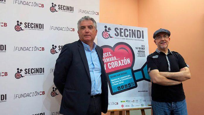 La II Semana de cine inclusivo y discapacidad se celebrará en Mérida en octubre