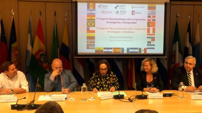 Cáceres acogerá el V Congreso iberoamericano de cooperación, investigación y discapacidad