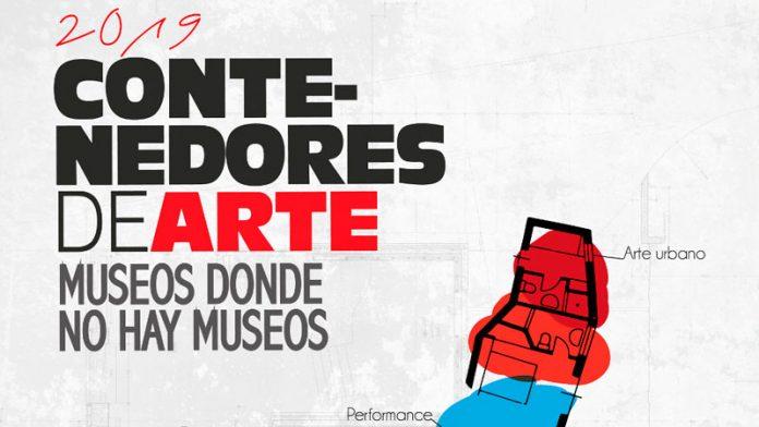 Esta semana concluye el plazo para participar en el programa de Aupex 'Contenedores de Arte' en Cáceres