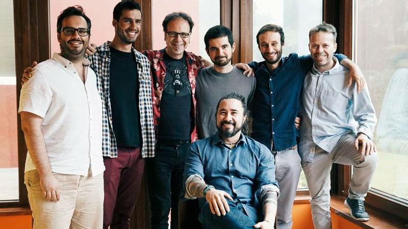 Javier Alcántara publica su nuevo disco, 'Ikigai'