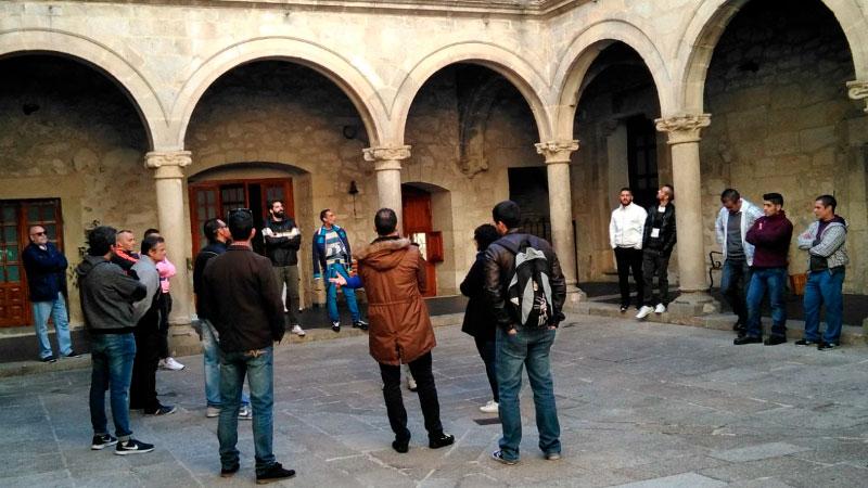 Plena inclusión Extremadura presta apoyo a medio centenar de personas en las cárceles de la región