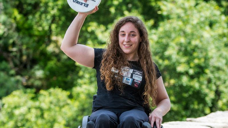 Loiza Zabala gana la medalla de oro en la Copa del Mundo de halterofilia adaptada de Tokio