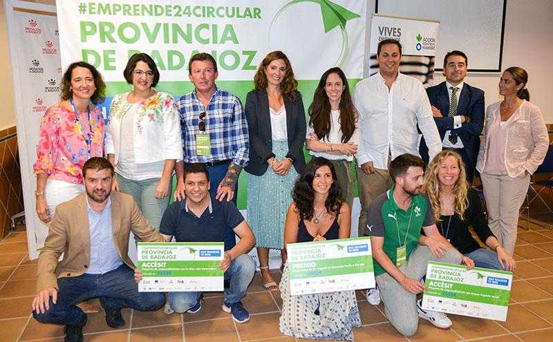 Un ecohostel para animales gana el concurso #Emprende24 de la Diputación de Badajoz