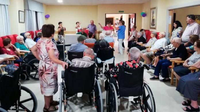Mensajeros de la Paz en Extremadura celebra el Día internacional de los mayores