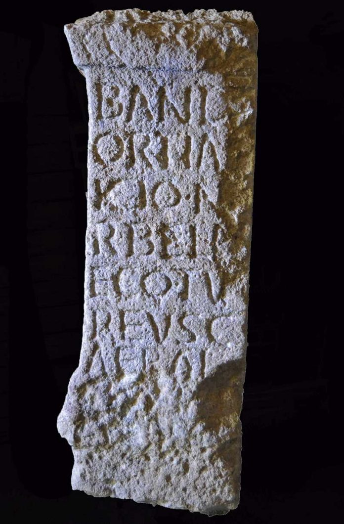 Los nombres de nuestros antepasados: Tureo. Grada 138. Arqueología