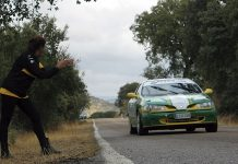 Noriego y Canelo fueron los triunfadores del 49º Rallye de la Vendimia. Grada 138. Motor
