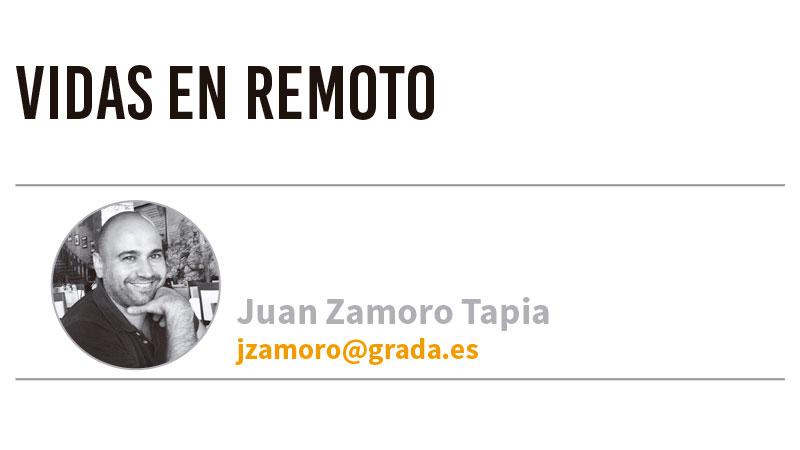 Vidas en remoto. Grada 138. Juan Zamoro