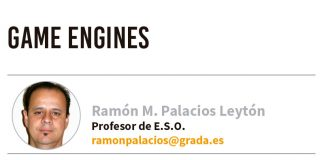 Game engines. Grada 138. Ramón Palacios