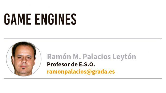 Game engines. Grada 138. Ramón Palacios