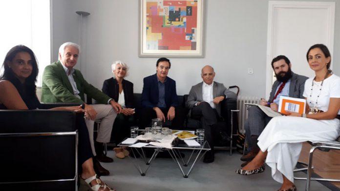 Los colegios de arquitectos de toda España conocerán el trabajo de la Otaex sobre accesibilidad universal