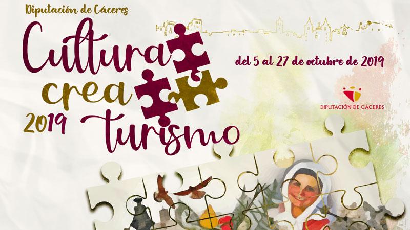 Programa cultural y turístico 'Cultura Crea Turismo' en la provincia de Cáceres