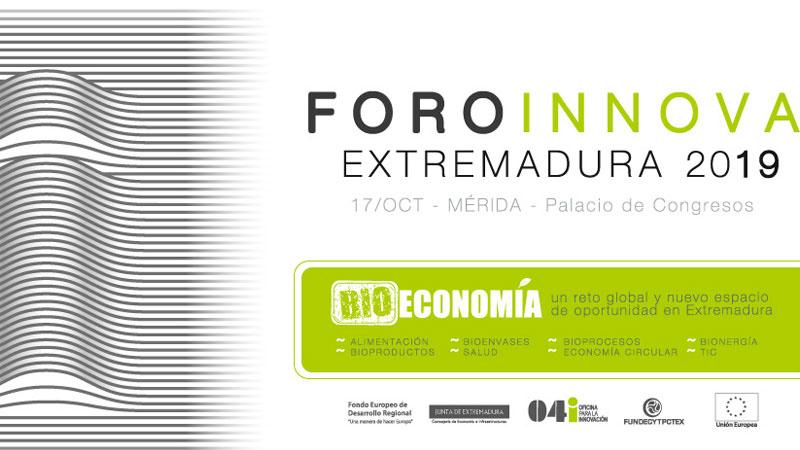 Mérida acogerá el Foro Innova Extremadura 2019