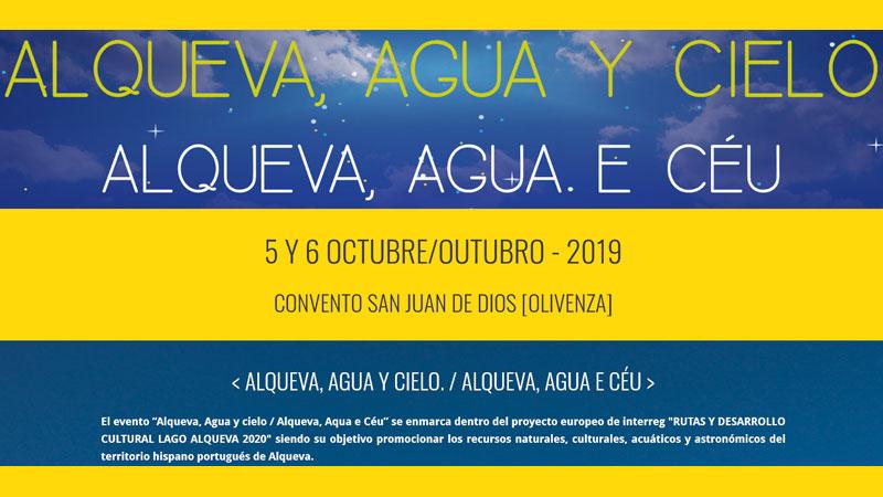 Programa de actividades lúdicas 'Alqueva, agua y cielo' en Olivenza
