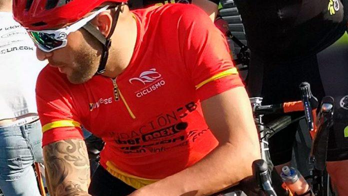 Rubén Tanco consigue el triunfo en la prueba de Cheste de la Copa de España de ciclismo adaptado