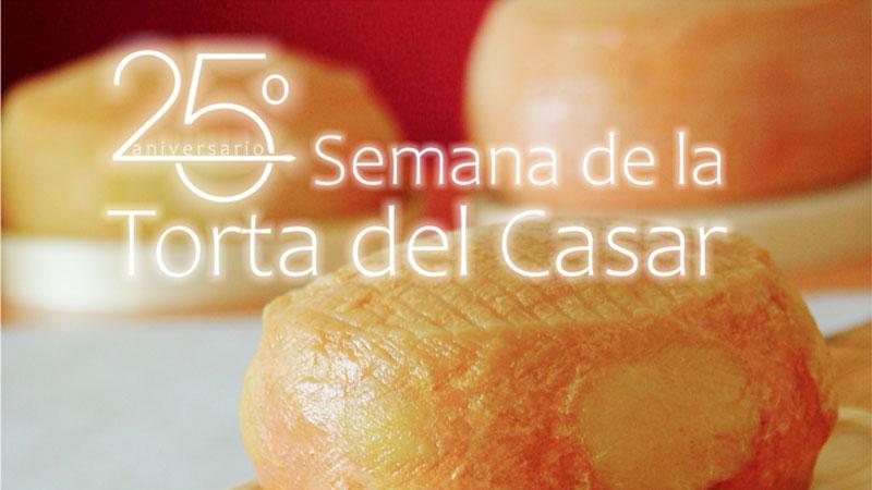 XXV Semana de la Torta del Casar y IV Feria Europea del Queso en Casar de Cáceres