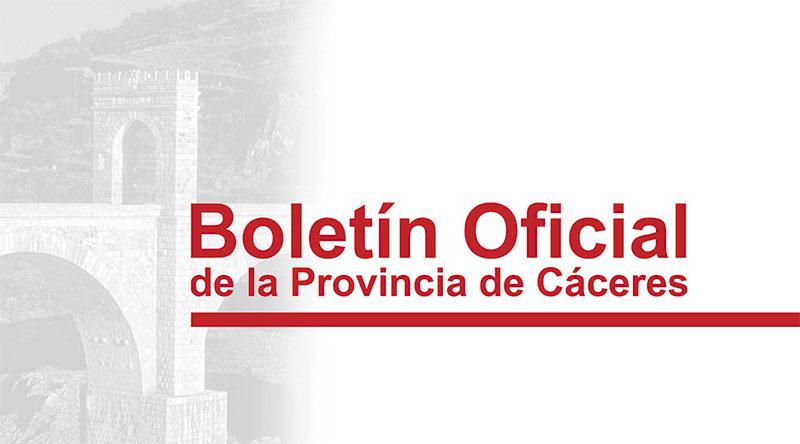 La Diputación de Cáceres convoca sus certámenes literarios y el premio de periodismo