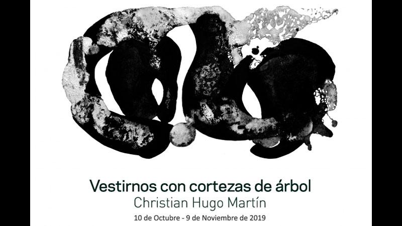 Exposición de Christian Hugo Martín en Cáceres
