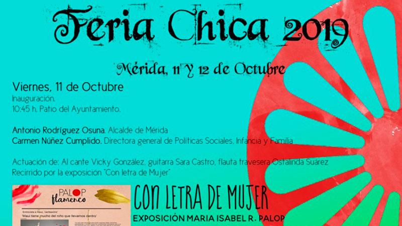 Feria chica de Mérida