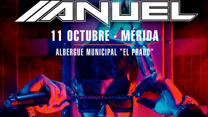 Concierto de Anuel AA en Mérida