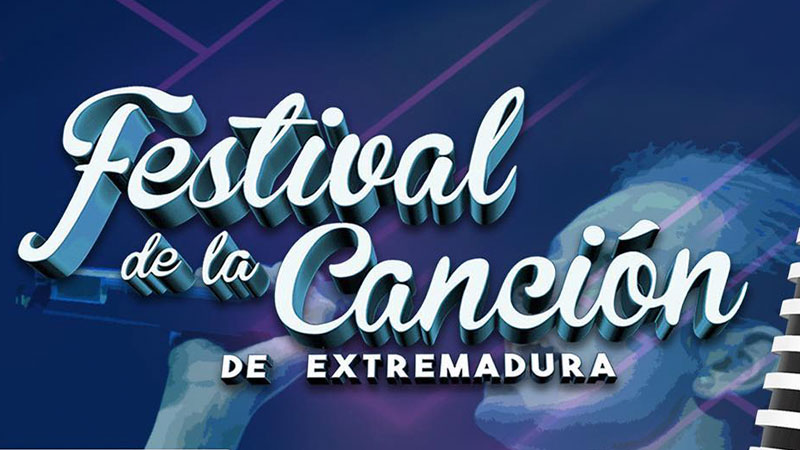 Festival de la canción de Extremadura 2019