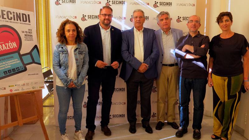 Mañana comienza la II Semana de cine inclusivo y discapacidad de Fundación CB