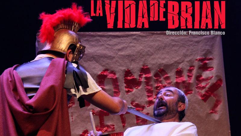 Representación de 'La vida de Brian' en Cáceres