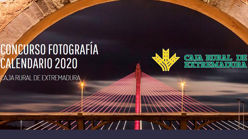 Caja Rural de Extremadura convoca un concurso para elegir las imágenes de su calendario para 2020