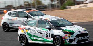 Miguel Grande se proclama campeón de España junior de automovilismo