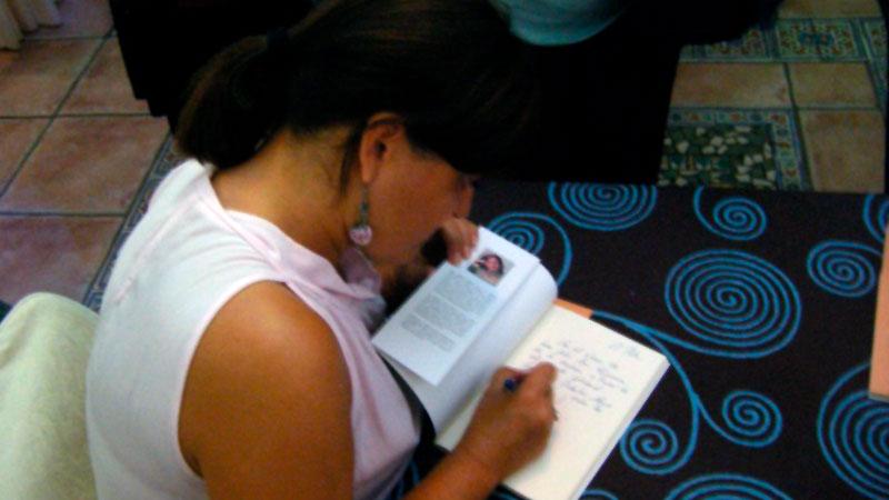 'Un estilo propio'. Pilar Aguilar comienza su blog en Grada