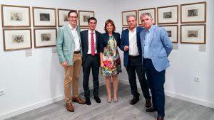 Exposición sobre 'Los desastres de la guerra' de Goya en Badajoz