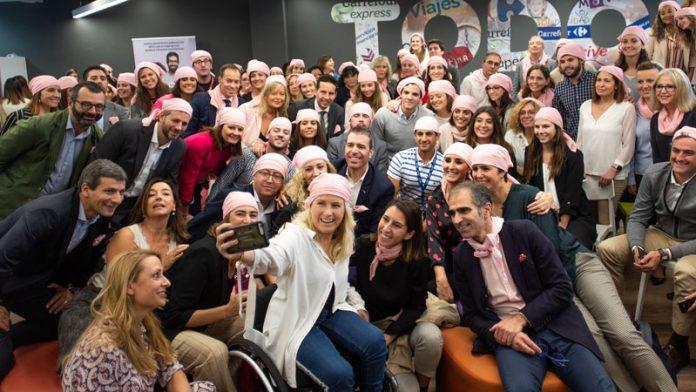 Carrefour y Ausonia ponen en marcha la campaña #MelenasPoderosas contra el cáncer de mama