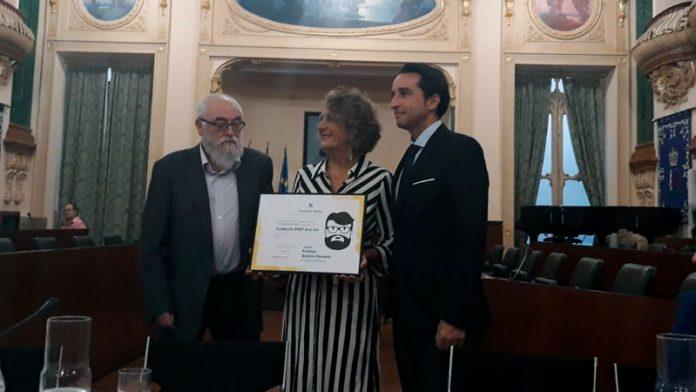 La Fundación Atenea concede el I Premio Quintín Montero a Extremadura Entiende