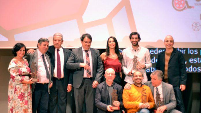 La II Semana de Cine Inclusivo y Discapacidad de Fundación CB, Secindi, celebra su gala de clausura