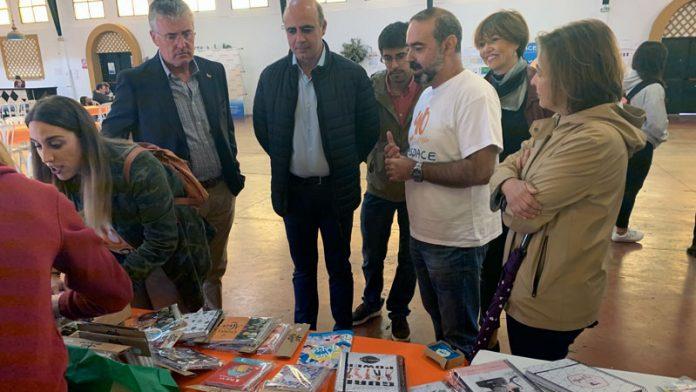 Aspace Badajoz celebra en Zafra uno de los actos por su cuadragésimo aniversario