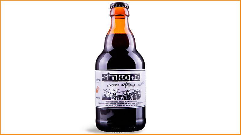Cerex saca al mercado 'Sinkope', una cerveza en colaboración con la mítica banda de rock