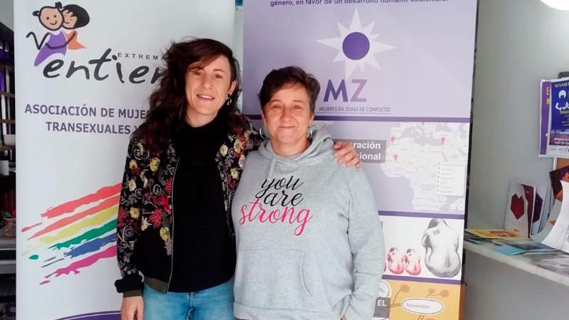Extremadura Entiende y Mujeres en Zona de Conflicto Extremadura firman un convenio de colaboración