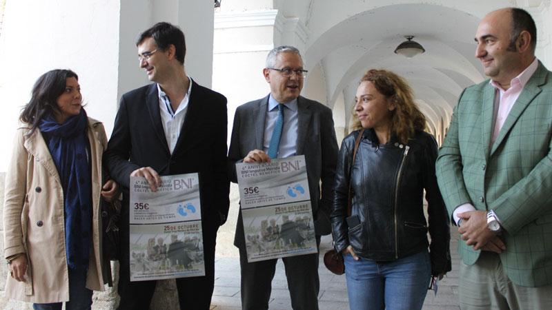 Gala benéfica de BNI Impulso Mérida por su cuarto aniversario