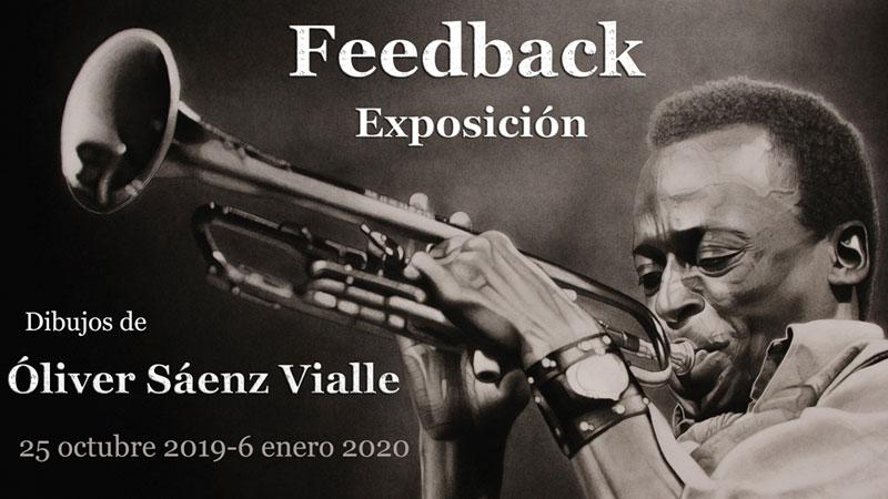 Exposición de Óliver Sáenz Vialle en Olivenza