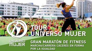 Tour Universo Mujer de Cáceres
