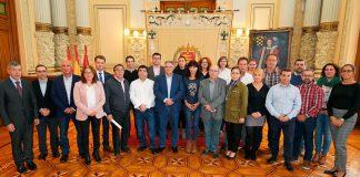 Reunión de la Red de Rutas de Carlos V