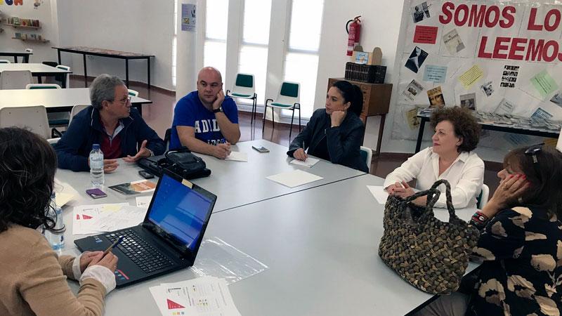 Montijo, Arroyo de San Serván y Castuera inician sus respectivos programas de lectura fácil