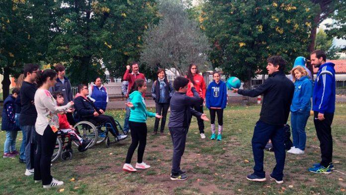Deutsche Bank y Fundación Deporte y Desafío celebran un nuevo 'Día del voluntariado'