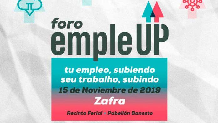 El Foro de Empleo Up 'Tu empleo, subiendo' se celebra en Zafra