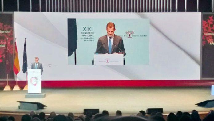 Una representación de la Asociación Extremeña de la Empresa Familiar asiste al XXII Congreso Nacional de la Empresa Familiar