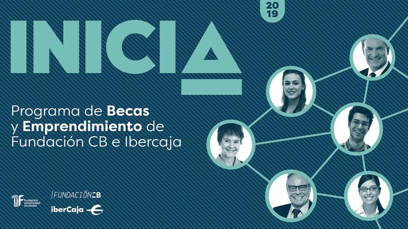 El programa Inicia de Fundación CB y la Universidad de Extremadura da a conocer las entidades beneficiarias